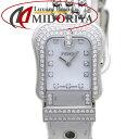【ポイント3倍】フェンディ ビーフェンディ B-FENDI 3800L F386240PC1 ダイヤモンド シェル レディース /37327 【中古】 腕時計
