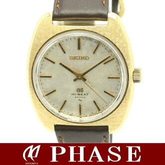 SEIKO Grand Seiko 4520-8010 18 KYG HI-BEAT/30215 fs3gm
