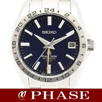 SEIKO Grand Seiko SBGM029 9S66-00C0 mechanical GMT automatic self-winding men's / 30897