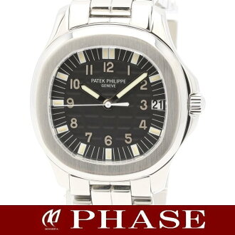"PATEK PHILIPPE (パテックフィリップ) ""oceanaut 5,065A"" SS men self-winding watch /30933"