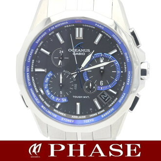 Casio Oceanus Manta OCW-S2400-1AJF radio solar watches mens / 31471 fs3gm