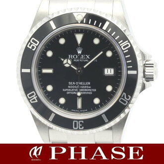Rolex 16600T Oyster パーペチュアルシードゥ error men's automatic self-winding / 31475 fs3gm