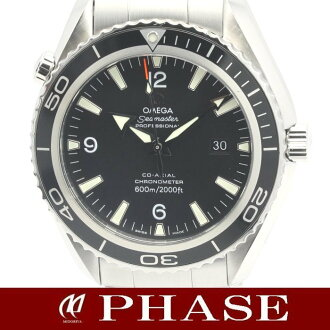 Omega 2200.50 シーマスタープロフェッショナル Planet Ocean mens automatic winding / 31510