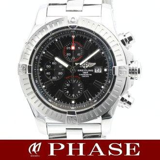 Brightman ring A13370 エアロマリンスーパーアベンジャーメンズ self-winding watch /31607