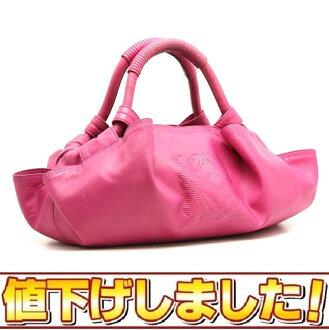Loewe NAPA Isle handbag pink nappa leather / 14831