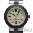 ブルガリ BVLGARI アルミニウム AL38TA デイト ラバー 自動巻き メンズ/33821 【中古】 腕時計