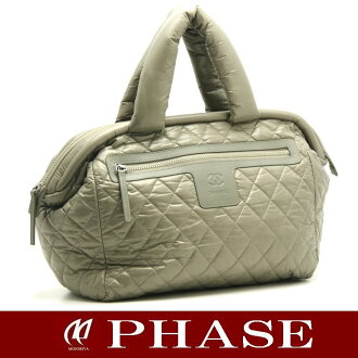 Chanel ☆ unused A49503 Coco cocoon handbag / 14571 fs3gm