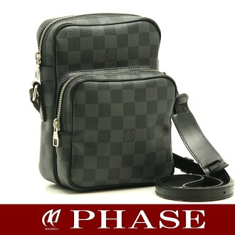 Louis Vuitton N41446 graphite REM / 18642 fs3gm