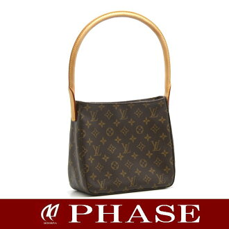 Louis Vuitton M51146 looping MM one shoulder bag /12650 fs3gm