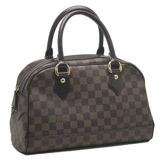 Louis Vuitton handbag Damier Duomo N60008/18533 Brown Brown LOUIS VUITTON Louis Vuitton Vuitton bags