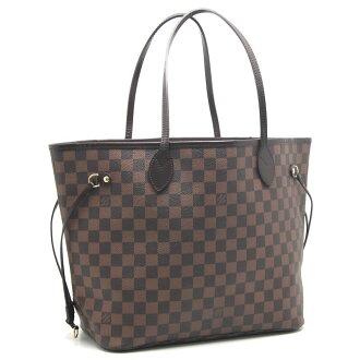 Louis Vuitton Louis Vuitton LOUIS VUITTON tote bag Damier neverfull MM N51105/18453