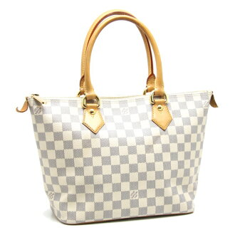 Louis Vuitton N51186 Damier Azur Saleya PM Tote Bag/18352