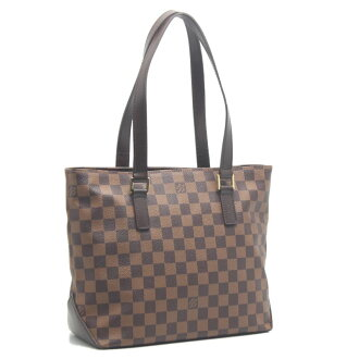 Louis Vuitton shoulder bag Damier cabapiano special order / 18465 Brown Brown LOUIS VUITTON Louis Vuitton Vuitton bags