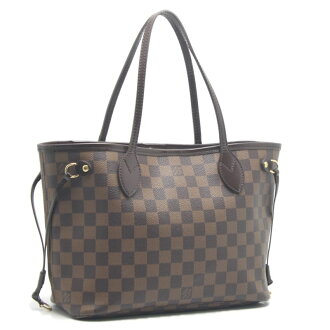 Louis Vuitton Totes Damier neverfull PM N51109/18469 Brown Brown LOUIS VUITTON Louis Vuitton Vuitton bags