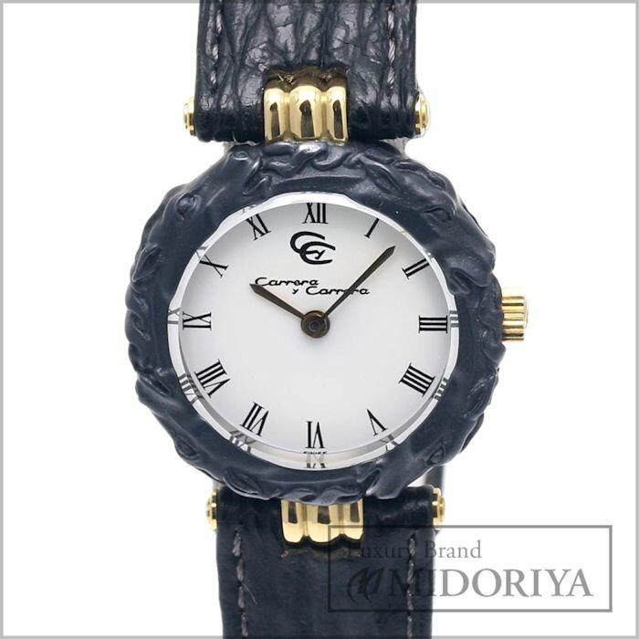 カレライカレラ Carrera y Carrera カバージョ 205 レディース/33556 【】 腕時計 ■5/16 本日ポイント最大21倍!■