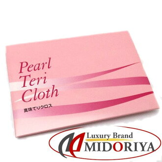 Pearl Crown to clean your precious cross Pearl Teri Cloth Pearl shining cross ☆ important! fs3gm