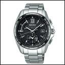 SEIKO セイコー ブライツ ソーラー 電波 時計 メンズ 腕時計 SAGA145