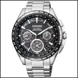 CITIZEN シチズン アテッサ サテライト ウエーブ F900 GPS ソーラー 電波 時計 メンズ 腕時計 CC9015-54E