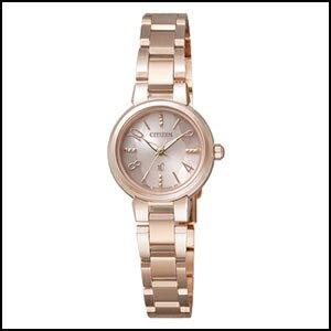 CITIZEN クロスシー ピンク ソーラー レディース 腕時計 XCB38-9143