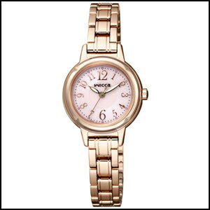 CITIZEN シチズン ウィッカ ソーラーテック レディース 腕時計 KH9-965-91 国内正規品 wicca エコドライブ 女性用 ウオッチ