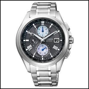 CITIZEN シチズン エクシード ソーラー 電波 メンズ 腕時計AT8075-52E 国内正規品 エコドライブ ドレス 男性用 ウオッチ