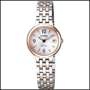 CITIZEN シチズン エクシード ソーラー 時計 レディース 腕時計 EW2264-54A 国内正規品 EXCEED エコ・ドライブ 女性用 ウオッチ