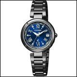 新品 即日発送 CITIZEN シチズン クロスシー LIGHT in BLACK ソーラー 電波 時計 レディース 腕時計 EC1116-56L
