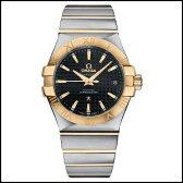 【即日発送】 OMEGA オメガ コンステレーション 自動巻き メンズ腕時計【123.20.35.20.01.002】