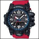 GWG-1000RD-4AJF CASIO カシオ G-SHOCK Gショック メンズ腕時計 ソーラー 電波時計 世界6局 マッドマスター レスキューレッド トリプルセンサーVer.3 国内正規品