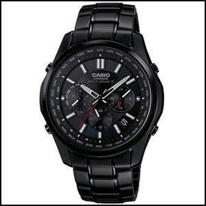 CASIO カシオ リニエージ ソーラー 電波 時計 メンズ 腕時計 LIW-M610DB-1AJF 国内正規品 LINEAGE 男性用 ウオッチ
