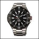 新品 即日発送 ORIENT オリエント エムフォース ダイバーズ 自動巻き メンズ 腕時計 SEL07002B0
