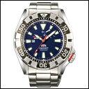 新品 即日発送 ORIENT オリエント エムフォース ダイバー スキューバー 自動巻き 時計 メンズ 腕時計 SEL03001D0