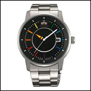 新品 即日発送 ORIENT オリエント スタイリッシュ スマート DISK 自動巻き メンズ 腕時計 SER0200EW0 STYLISH AND SMART オートマチック 男性用 ウオッチ