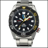 ��ORIENT�ۥ��ꥨ��� M-FORCE Divers watch ��ư���� ��� ������ ��WV0181EL��