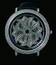 【予約販売】 BRILLAMICO ブリラミコ ブラック×シルバー メンズ レディース腕時計 スワロ