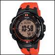 【スーパーセール対象商品】CASIO カシオ プロトレック ソーラー 電波 時計 メンズ 腕時計 PRW-3000-4JF