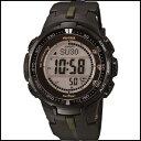 PRW-S3000-1JF CASIO カシオ PROTREK プロトレック メンズ腕時計 ソーラー 電波時計 マルチバンド6 トリプルセンサーVer.3搭載 ...