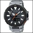 新品 即日発送 カシオ プロトレック マナスル ソーラー 電波 時計 メンズ 腕時計 PRX-8000T-7AJF
