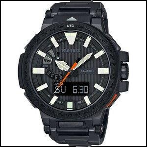 新品 即日発送  CASIO カシオ プロトレック マナスル ソーラー 電波 時計 メンズ 腕時計 PRX-8000YT-1JF 国内正規品 PRO TREK MANASLU 男性用 ウオッチ