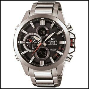 CASIO カシオ エディフィス モバイルリンク ソーラー 時計 メンズ 腕時計 ECB-500D-1AJF 国内正規品 EDIFICE 男性用 ウオッチ