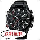 【即日発送】 EQB-500DC-1AJF CASIO カシオ EDIFICE エディフィス メンズ腕時計 タフソーラー Bluetooth ブルートゥース SMART スマートフォン対応連携 ブラック 国内正規品