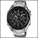 CASIO カシオ エディフィス タフ ソーラー 電波 時計 クロノグラフ メンズ 腕時計 EQW-T610DB-1AJF