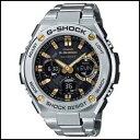 新品 即日発送 CASIO カシオ Gショック Gスティール ソーラー 電波 時計 メンズ 腕時計 GST-W110D-1A9JF