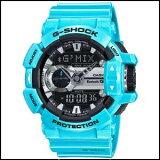 新品 即日発送 CASIO カシオ モバイルリンク Gショック デジアナ 時計 メンズ 腕時計 GBA-400-2CJF