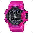 新品 即日発送 CASIO カシオ モバイルリンク Gショック デジアナ 時計 メンズ 腕時計 GBA-400-4CJF