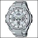CASIO カシオ Gショック Gスティール ソーラー 電波 時計 メンズ 腕時計 GST-W110D-7AJF