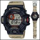CASIO カシオ Gショック レンジマン デザートカモ ソーラー 電波 時計 メンズ 腕時計 GW-9400DCJ-1JF