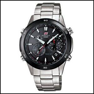 CASIO カシオ エディフィス ソーラー 電波 時計 メンズ 腕時計 EQW-560DB-1AJF 国内正規品 EDIFICE 男性用 ウオッチ【合理的な構造】