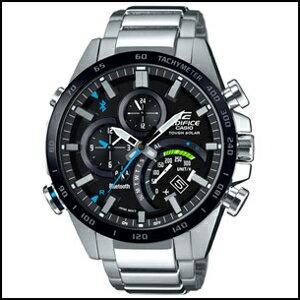 新品 即日発送 CASIO カシオ EDIFICE モバイルリンク ソーラー 時計 メンズ 腕時計 EQB-501XDB-1AJF 国内正規品 EDIFICE 男性用 ウオッチ
