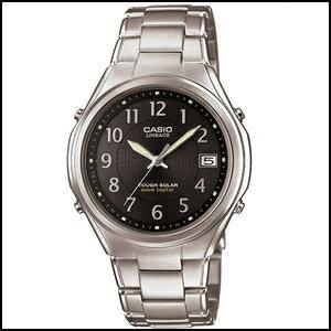 【コスパ高め】CASIO カシオ リニエージ ソーラー 電波 時計 メンズ 腕時計 LIW-120DEJ-1A2JF 国内正規品 LINEAGE 男性用 ウオッチ